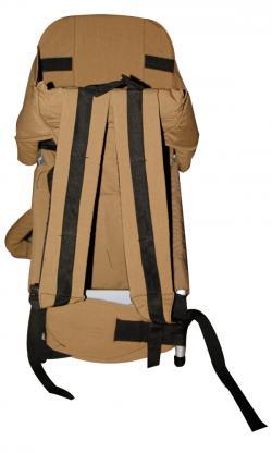 Baby Carrier Bag - Brown (JRB-0085)