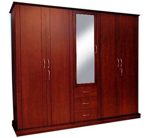 High Quality Wooden Three Piece Cupboard - (RD-058)