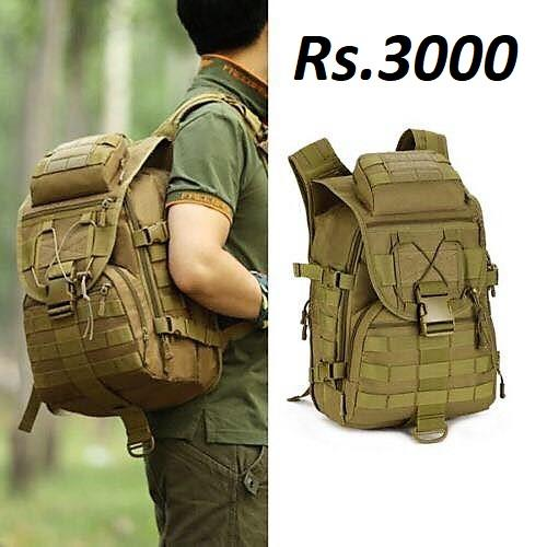 Military Tactical Army Rucksacks