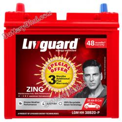 Livguard 35Ah Automotive Battery