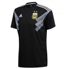 Adidas Argentina Away Jersey 2018 (Not Printed) - (KSH-075)