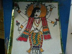 mithla painting