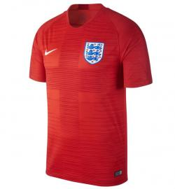 England Away Jersey 2018 (Not Printed) - (KSH-097)