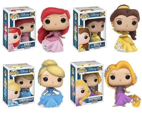 Funko Pop Disney: Princess Collectors Set