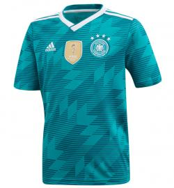 Germany Away Jersey 2018 (Not Printed) - (KSH-084)