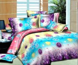 PR-8401 Bed Sheet With Blanket Cover
