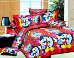 PR-8410 Bed Sheet With Blanket Cover