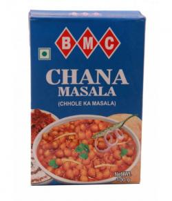 BMC Chana Masala 100gm - (TP-0110)