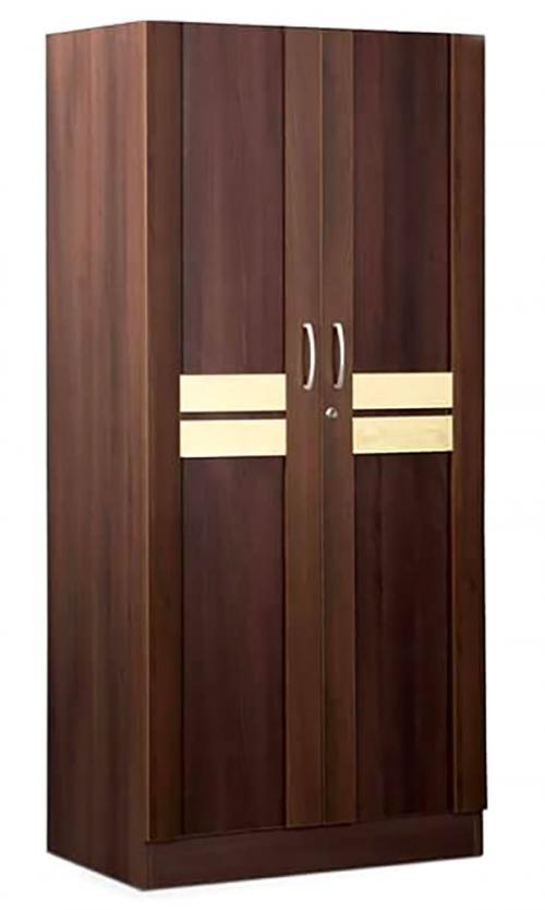 Dark Brown Two Piece Cupboard - (RD-058)