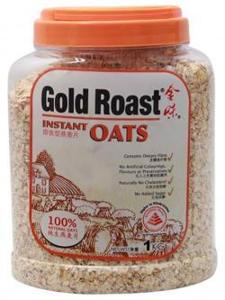 Gold Roast Instant Oats 1 Kg - (TP-0148)
