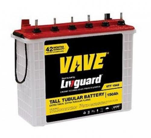 Livguard - Vave Inverter Battery 150Ah