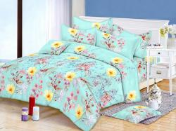PR-8512 Bed Sheet With Blanket Cover