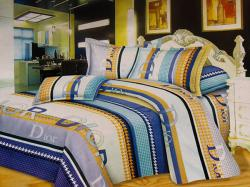 PR-8513 Bed Sheet With Blanket Cover