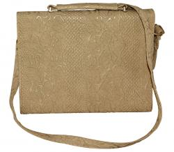 Light Cream Color Fashionable Side Bag For Ladies - (RASH-0007)
