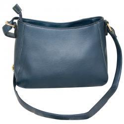 Dark Black Shiny Side Bag/Shoulder Bag (RASH-0005)