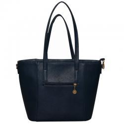 Space Cadet Blue Shoulder/Hand Bag For Ladies (RASH-0030)