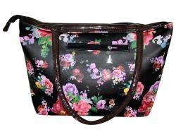 Floral Hand/Shoulder Bag For Ladies (RASH-0032)