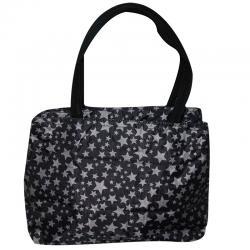 Starry Cotton Hand/Shoulder Bag (RASH-0035)