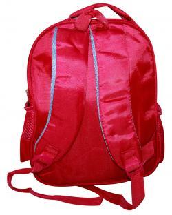 Cartoon Printed Pink School Bag For Children (RASH-0038)