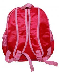 Modern Girl Printed 3D School Bag For Children (RASH-0040)