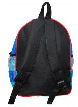 Ben 10 Printed Blue School Bag For Children (RASH-0043)