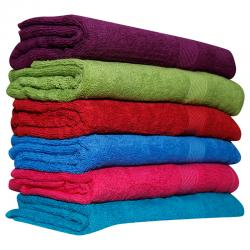 4 Piece Towel Set - Pure Cotton Towel (SD-101)
