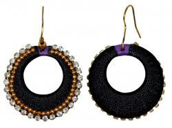 Round Thread Earring (RASH-0052)