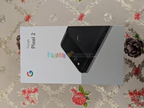 Brand New Google Pixel 2 64gb Black Factory Unlocked by
