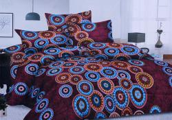 Simal Creation Double Size Bedsheet - 100% Fine Cotton - (SI-01)