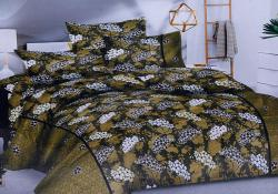 Simal Creation Double Size Bedsheet - 100% Fine Cotton - (SI-06)