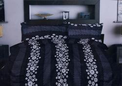 Simal Creation Double Size Bedsheet - 100% Fine Cotton - (SI-08)