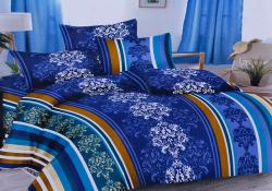 Simal Creation Double Size Bedsheet - 100% Fine Cotton - (SI-09)