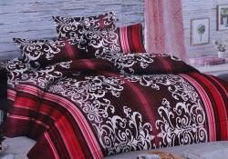 Simal Creation King Size Bedsheet - 100% Fine Cotton - (SI-10)