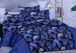 Simal Creation Double Size Bedsheet - 100% Fine Cotton - (SI-12)