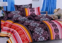 Simal Creation Double Size Bedsheet - 100% Fine Cotton - (SI-14)