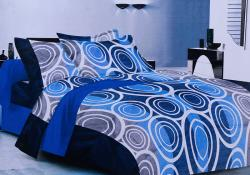 Simal Creation Double Size Bedsheet - 100% Fine Cotton - (SI-15)