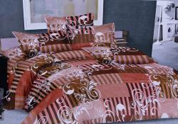 Simal Creation King Size Bedsheet - 100% Fine Cotton - (SI-16)