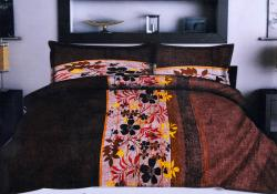 Simal Creation Double Size Bedsheet - 100% Fine Cotton - (SI-17)