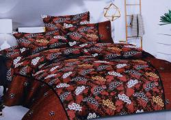 Simal Creation Double Size Bedsheet - 100% Fine Cotton - (SI-19)