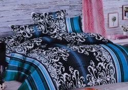 Simal Creation King Size Bedsheet - 100% Fine Cotton - (SI-21)