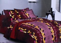 Simal Creation King Size Bedsheet - 100% Fine Cotton - (SI-22)