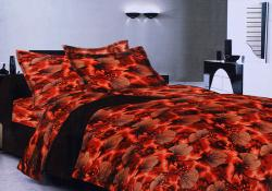 Simal Creation King Size Bedsheet - 100% Fine Cotton - (SI-25)