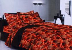 Simal Creation King Size Bedsheet - 100% Fine Cotton - (SI-25)