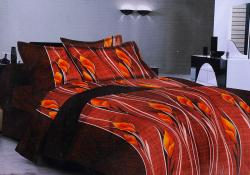 Simal Creation King Size Bedsheet - 100% Fine Cotton - (SI-26)