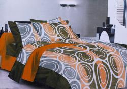 Simal Creation Double Size Bedsheet - 100% Fine Cotton - (SI-27)