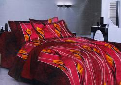 Simal Creation King Size Bedsheet - 100% Fine Cotton - (SI-29)