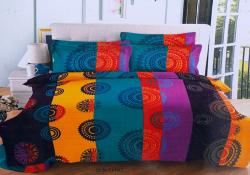 Simal Creation Double Size Bedsheet - 100% Fine Cotton - (SI-34)