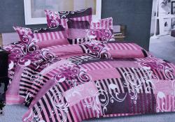 Simal Creation King Size Bedsheet - 100% Fine Cotton - (SI-36)