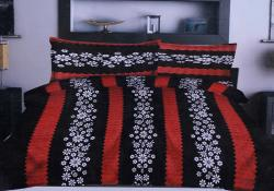 Simal Creation Double Size Bedsheet - 100% Fine Cotton - (SI-42)