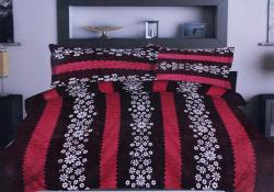 Simal Creation Double Size Bedsheet - 100% Fine Cotton - (SI-43)